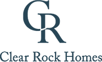 Clear Rock Homes logo