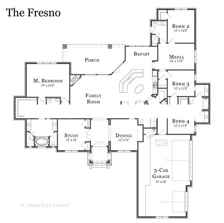 The Fresno Clear Rock Homes