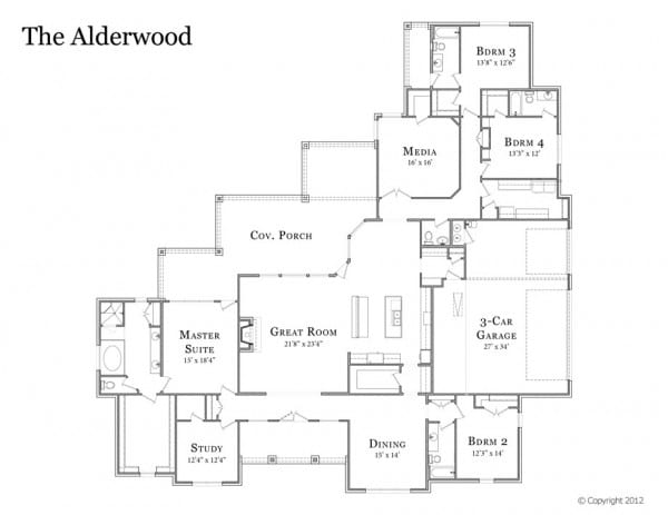 The Alderwood
