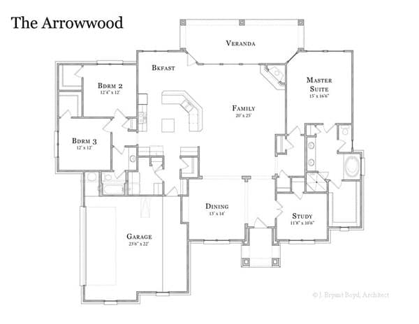 The Arrowwood